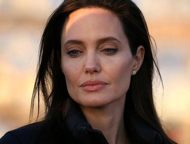 20+ Images Of Angelina Jolie Without Makeup анджелина джоли сейчас