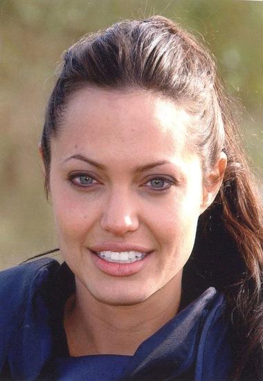 Angelina Jolie Photos without makeup