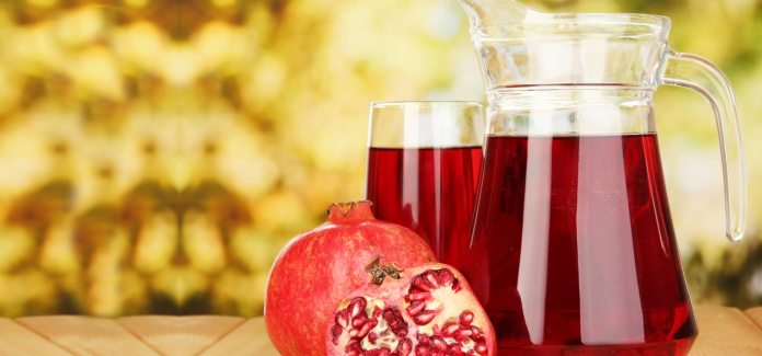 hidden benefits of pomegranate juice