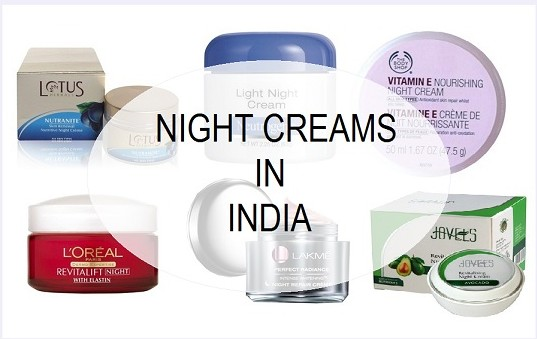 Best Night Cream For Oily Skin