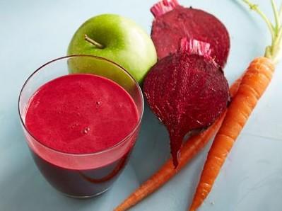 Carrot Beetroot Juice Recipe