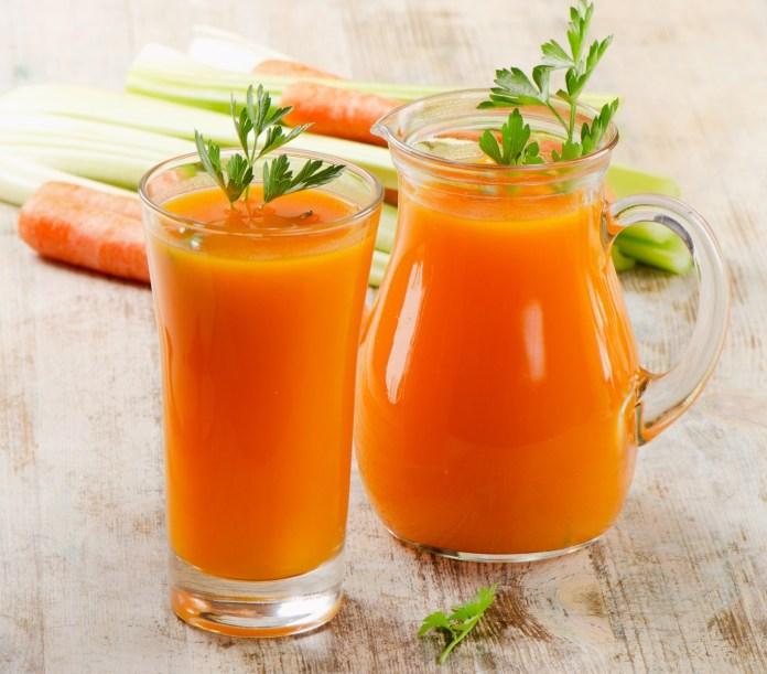 carrot juice health benefits