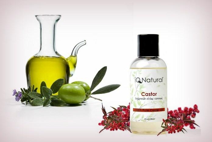 oil nourishes eye lashes
