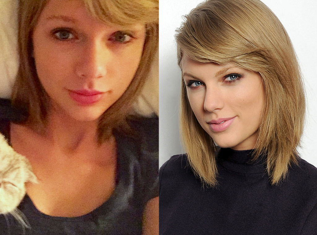 Taylor Swift Without Makeup Which Might Shock You You
