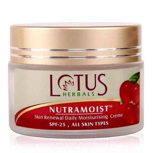 Lotus Cream Oily Skin