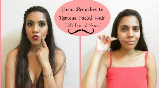How To Get Rid Of Facial Hair Permanently At Home