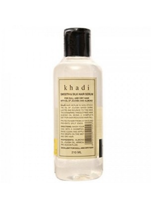 Khadi Smooth And Silk Hair Serum