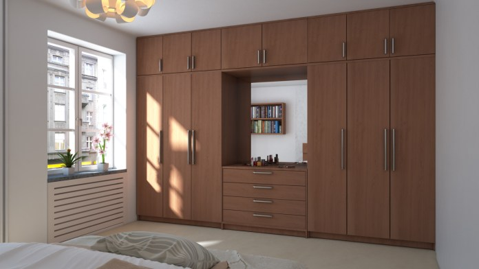 Modern Designs of Wardrobes for Bedrooms