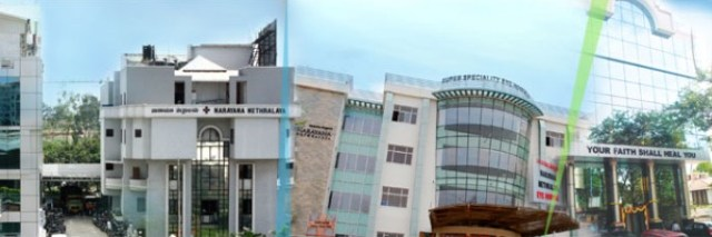 Narayana Nethralaya Eye Hospital- Bangalore