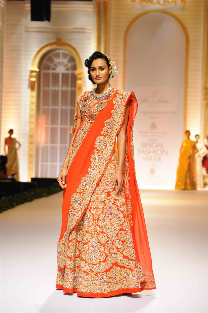 Neeta Lulla Bridal Collection 2015