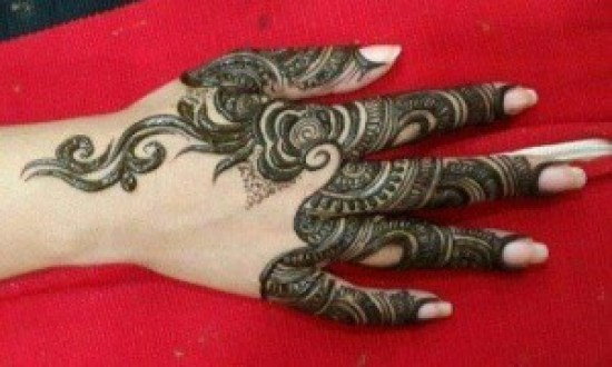 latest mehandi design
