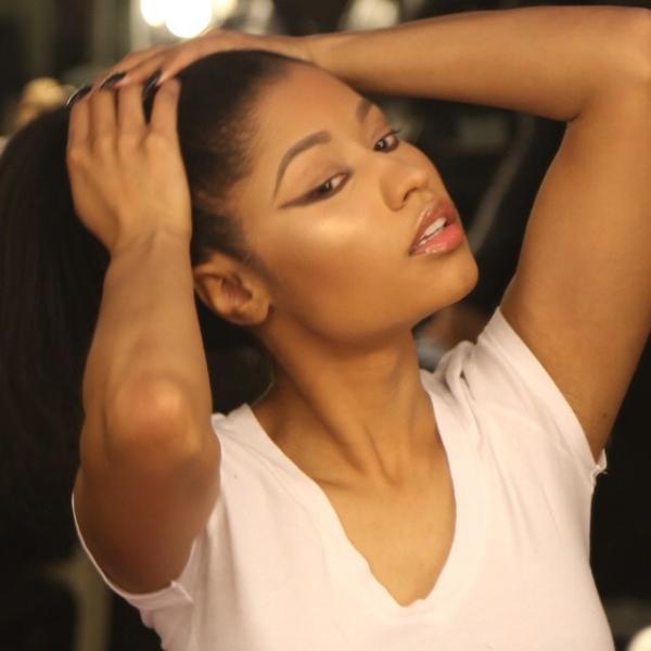 Nicki Minaj HD Wallpapers Without Makeup Images