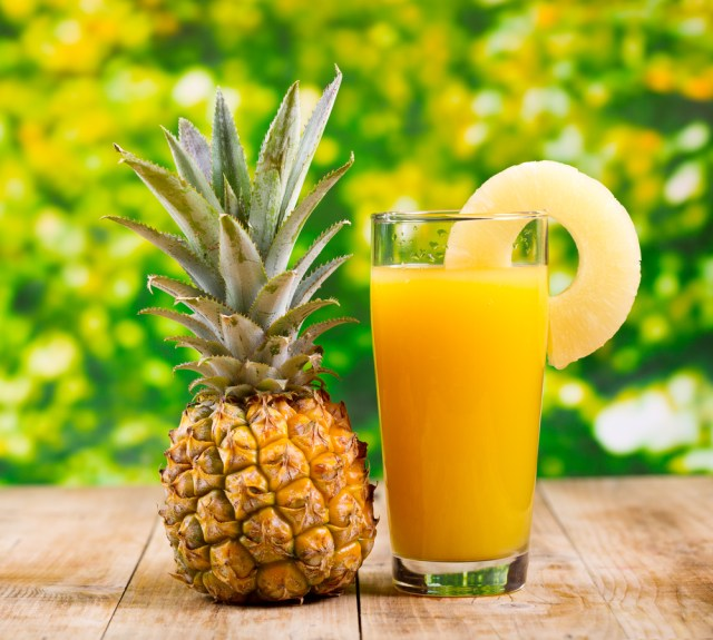 pineapple for good health