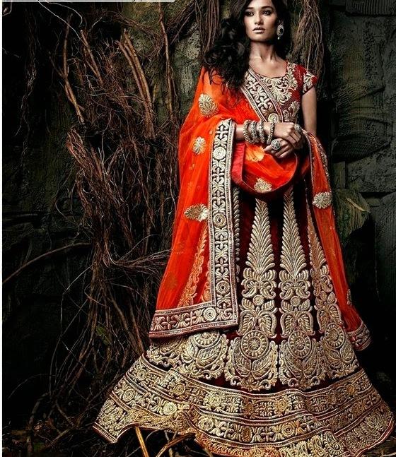 Latest Designer Bridal Collection 2015