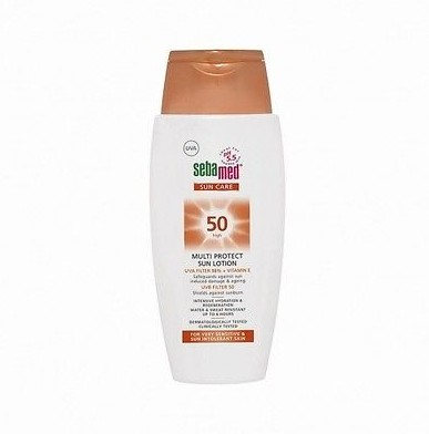 Sebamed Sun Care 50 + Very High Multi Protect Sun lotion pH 5.5