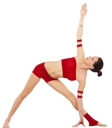 Triangle Pose For Weight Loss