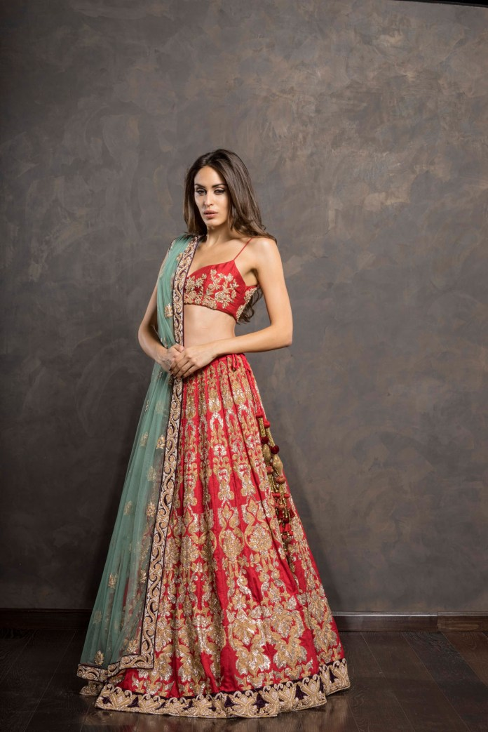 Latest Designer Bridal Collection 2015