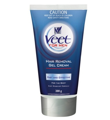 Veet Men Hair Removal Gel Cream