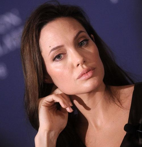 angelina without makeup images HD Wallpapers