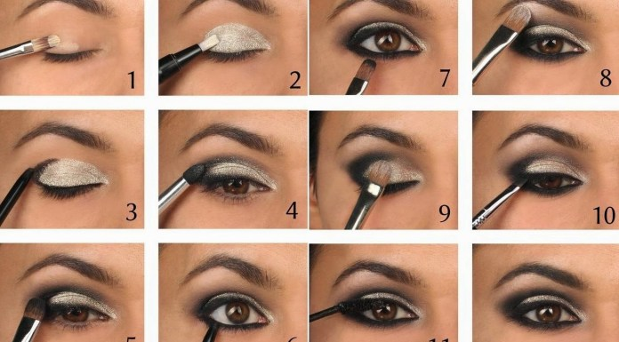 beginner eye makeup