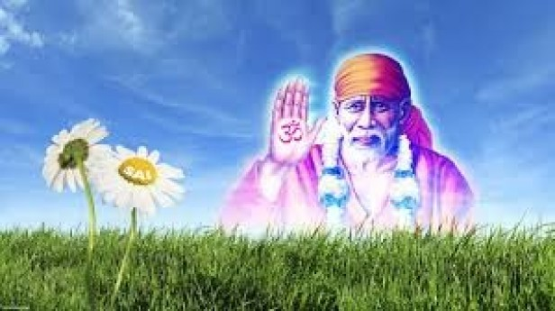 sai baba beautiful good morning images