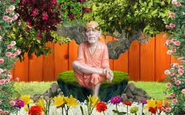 sai baba latest images