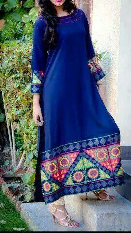 kurta design for girls