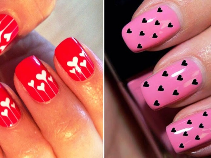 How To Do Nail Art Easily At Home For Beginners Step By Step Tutorial Youme And Trends,Office Wear Tops Gold Earrings Designs For Daily Use
