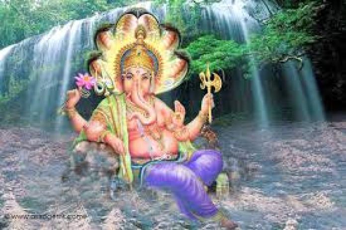 god ganesha beautiful images