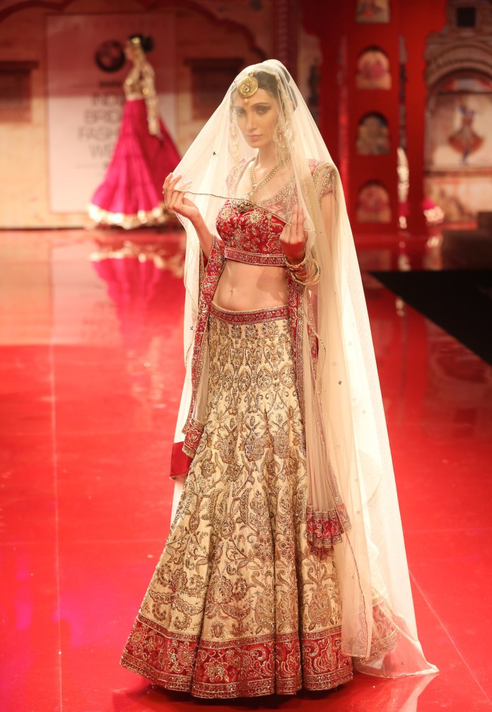 Suneet Verma Bridal Collection 2015