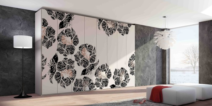 latest wardrobe design ideas for bedroom