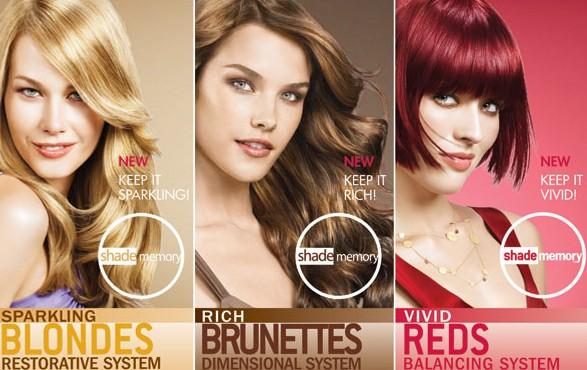 Matrix Hair Color