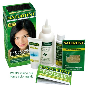 Naturtint Hair Color