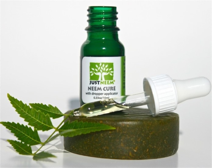 neem oil health benefits