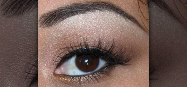 neutral eye make up
