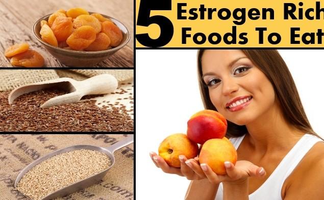 Take More Phytoestrogen Rich Foods