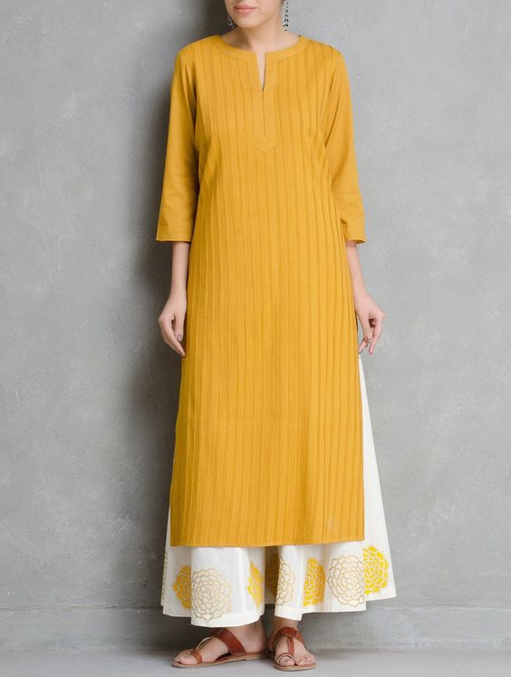 kurta with pyjama design
