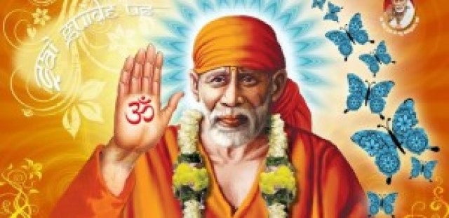 sai baba heart touching pic