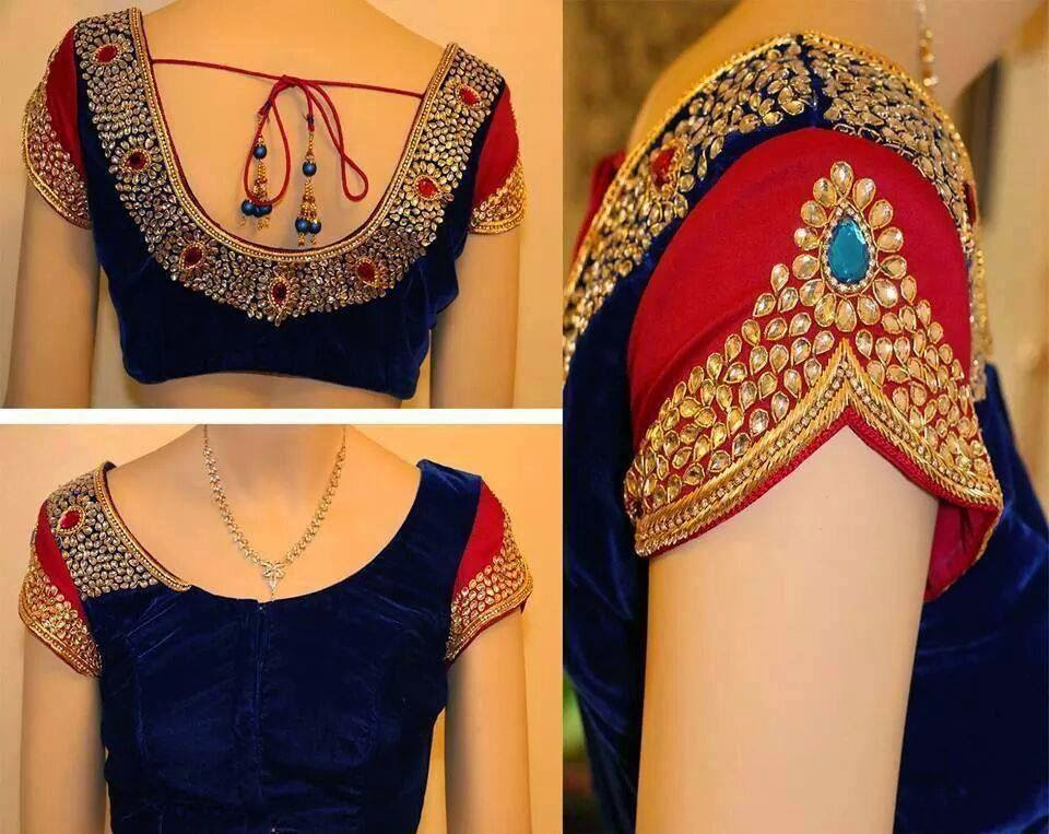 Indian Wedding Blouse Neck Designs Free Trending Blouse Designs Pattern For Every Indian Woman Discover The Latest Best Selling Shop Women S Shirts High Quality Blouses