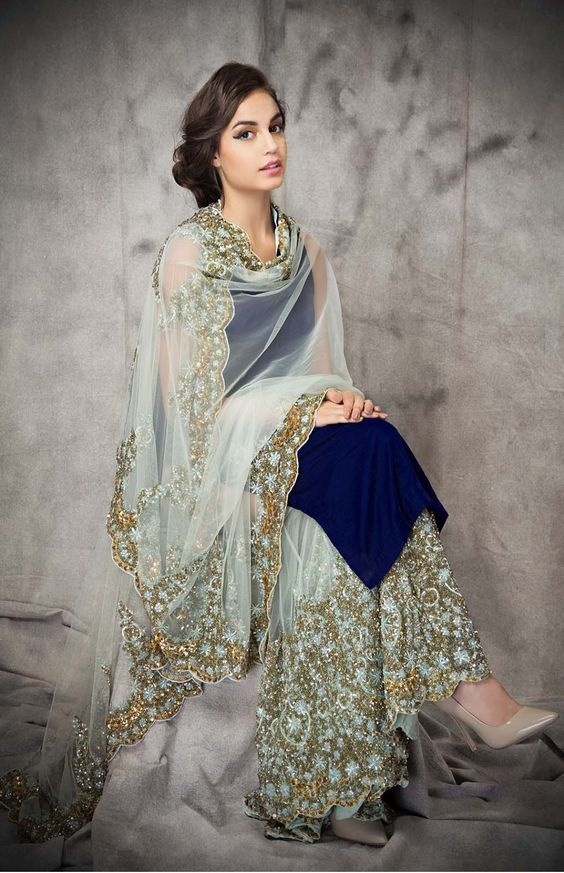 latest collection of salwar kameez designs