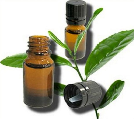 Tea Tree Oil To Cure Pimples On Forehead