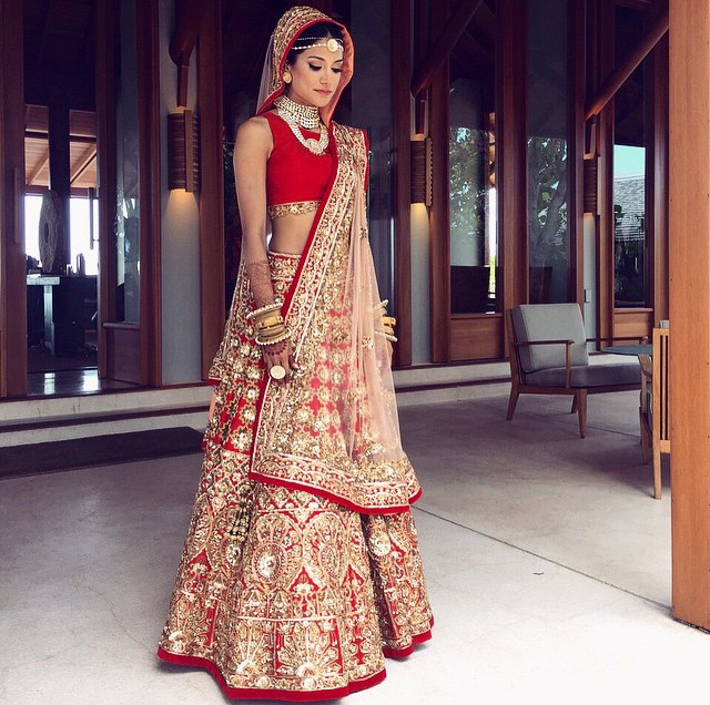 Latest Bridal Collection 2015