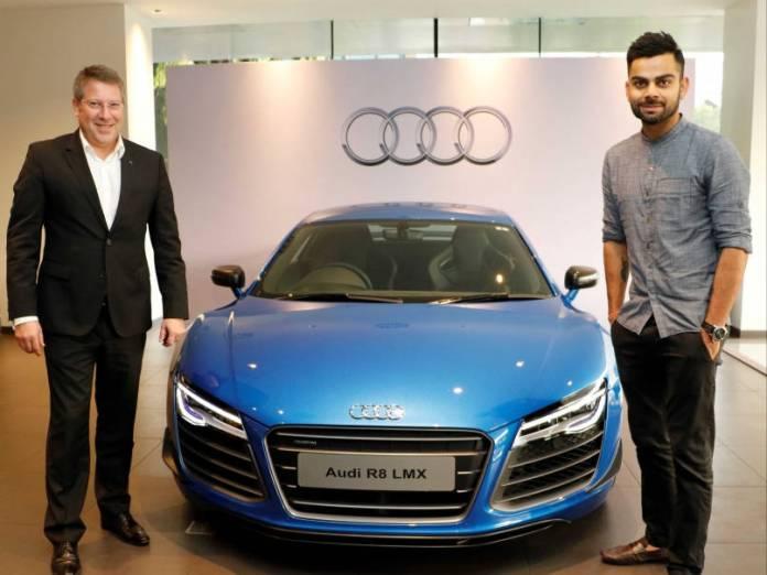 Virat Kohli Audi Q7 Virat kohli Cars Virat Kohli Supercars Virat kohli Premium Cars Virat kohli R8 LMX