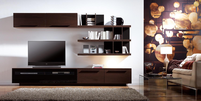 20 Modern TV Unit Design Ideas For Bedroom & Living Room