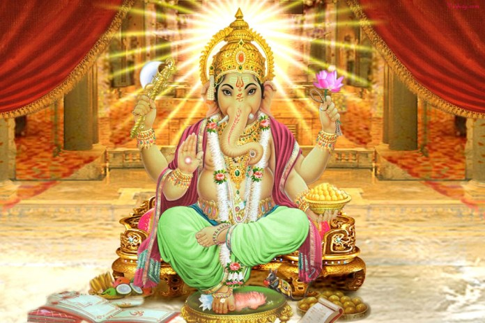 lord ganesha beautiful hd wallpapers