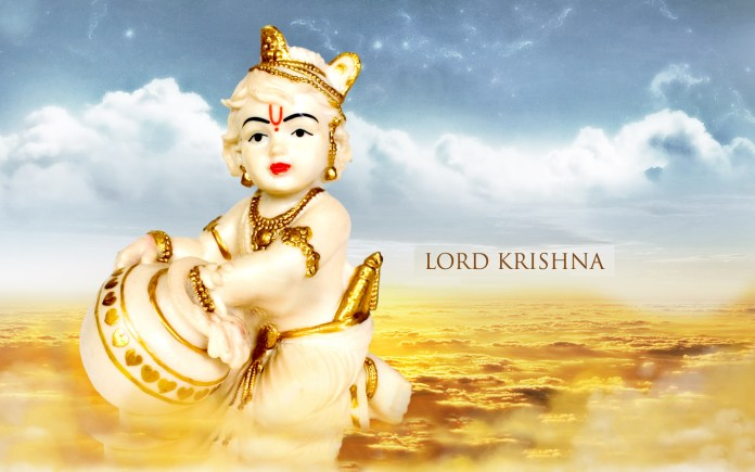Krishna Kanhaiya Beautiful Desktop HD Wallpapers