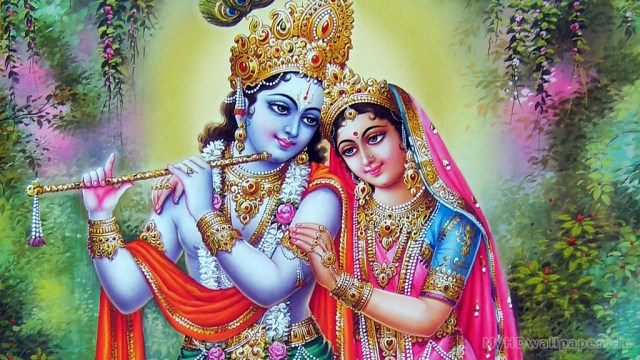 lord krishna pictures with radha