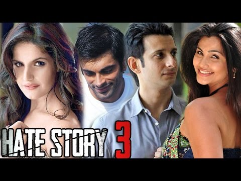 hate story 3 hot posters