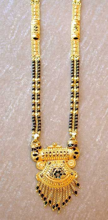heavy gold mangalstra design