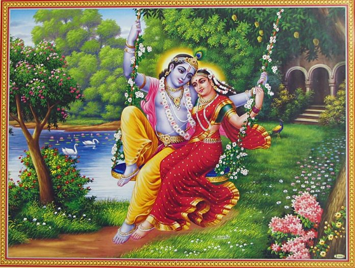HINDU GOD HARE KRISHNA HD WALLPAPERS